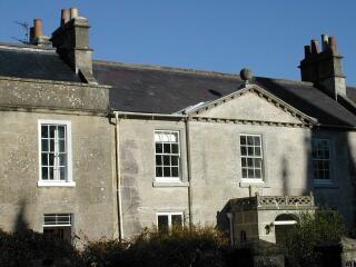 Dial House in De Montalt Place